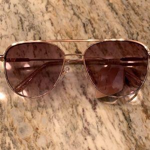 NWOT! Frye and Co Aviator sunglasses